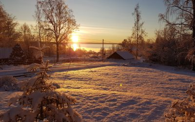 Fallskärmsnytt Uppsala Februari