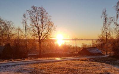 Fallskärmsnytt Uppsala Januari